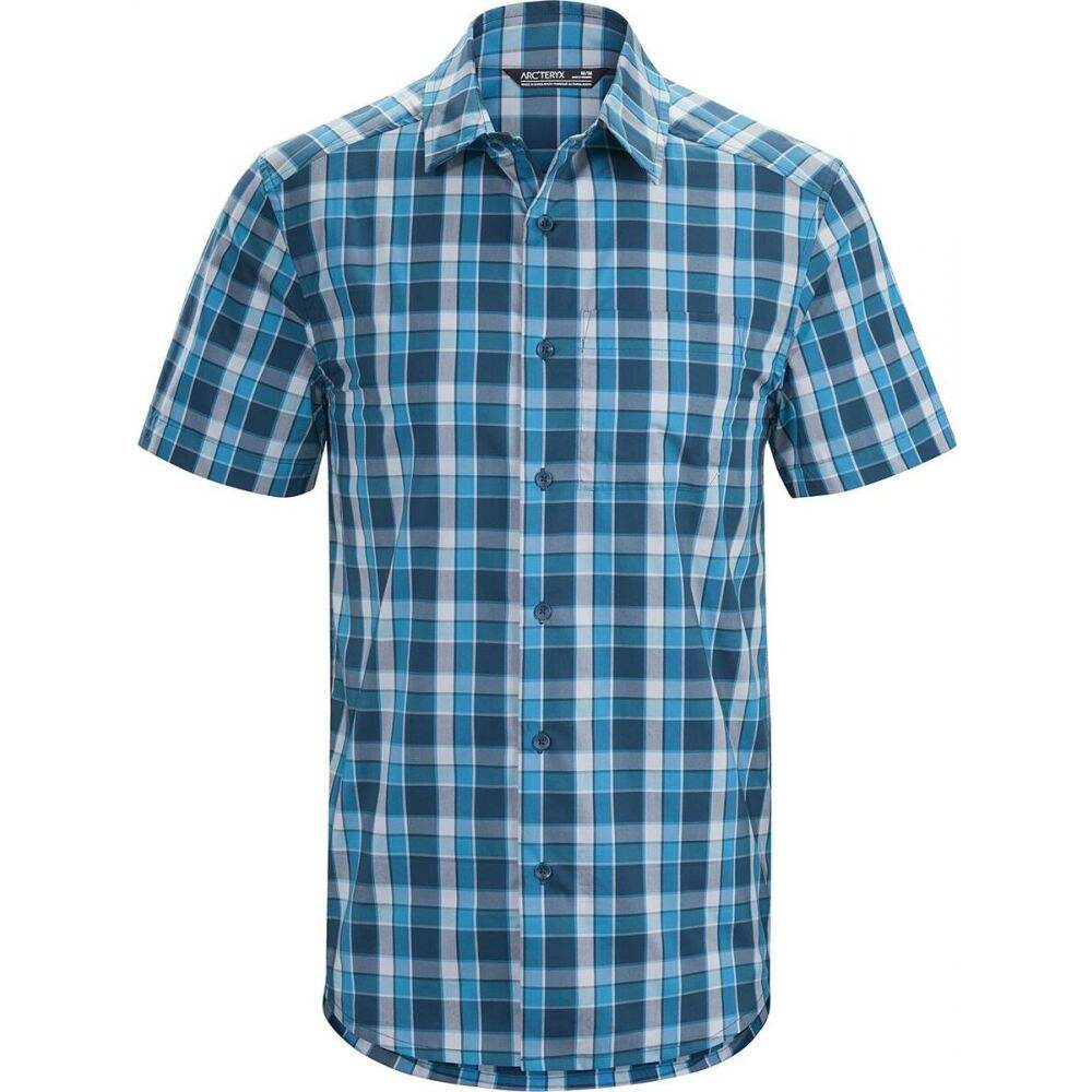 アークテリクス Arc'teryx メンズ 半袖シャツ トップス【Brohm Shirt】Awash