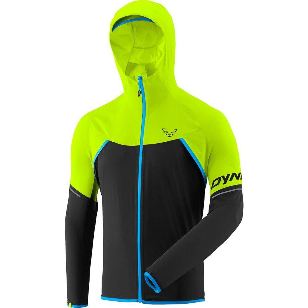 ダイナフィット Dynafit メンズ ランニング・ウォーキング ジャケット アウター【Alpine WP 2.5L Jacket】Fluo Yellow/