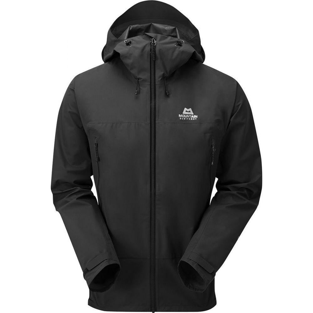 マウンテンイクイップメント Mountain Equipment メンズ レインコート アウター【Garwhal Jacket】Black