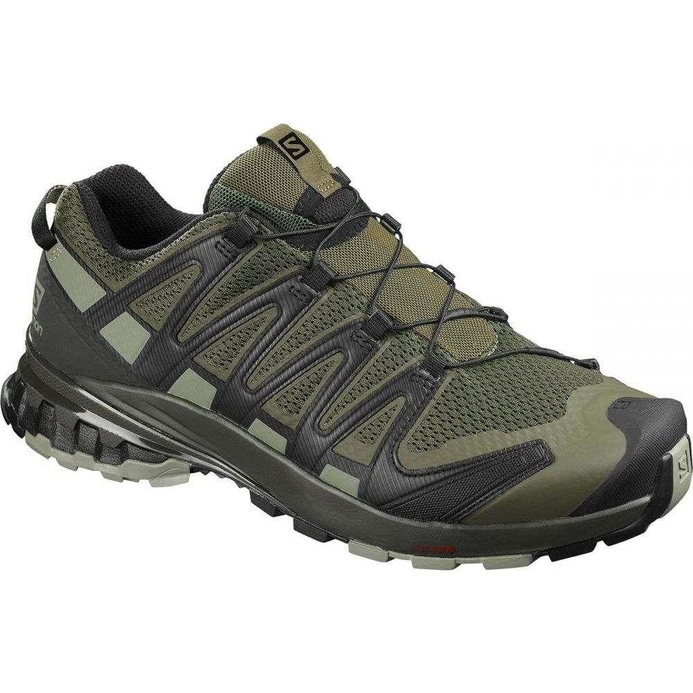 サロモン Salomon メンズ ランニング・ウォーキング シューズ・靴【XA Pro 3D V8 Wide Trail Running Shoe】Grape Leaf/Peat/Shadow
