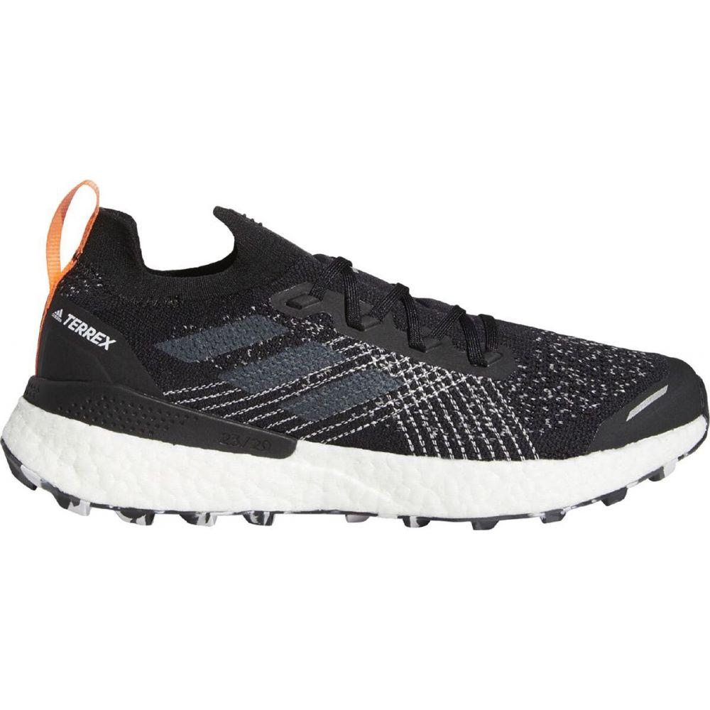 アディダス Adidas Outdoor メンズ ランニング・ウォーキング シューズ・靴【Terrex Two Ultra Parley Trail Running Shoe】Black/Grey Three/Blue Spirit