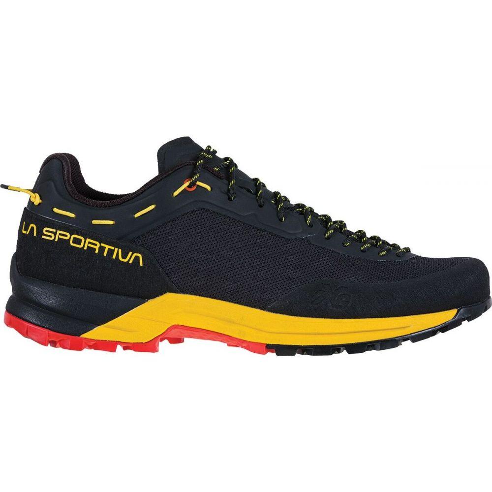 ラスポルティバ La Sportiva メンズ ハイキング・登山 シューズ・靴【TX Guide Approach Shoe】Black/Yellow