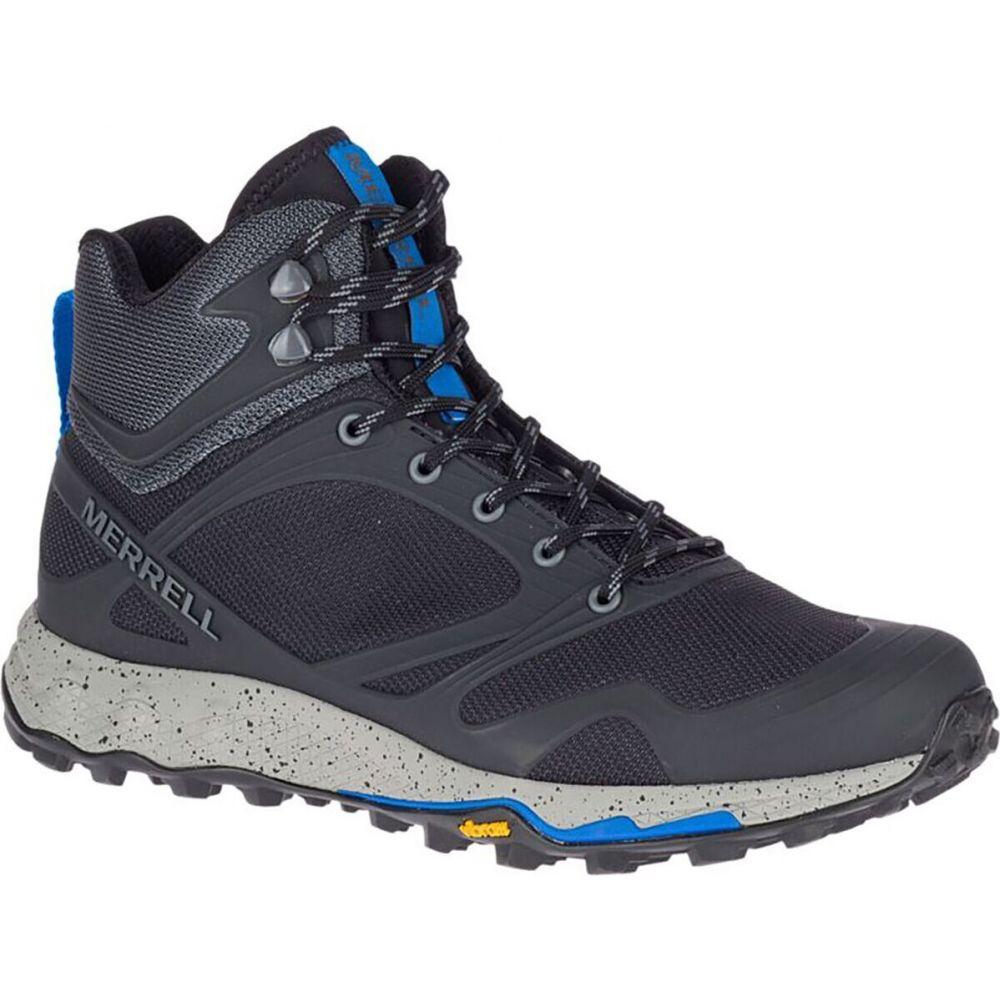 メレル Merrell メンズ ハイキング・登山 ブーツ シューズ・靴【Altalight Knit Mid Hiking Boot】Black