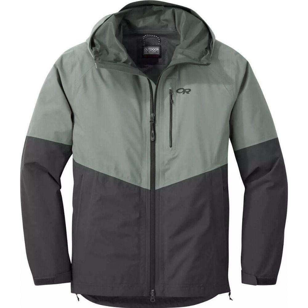 アウトドアリサーチ Outdoor Research メンズ ジャケット アウター【Foray Jacket】Light Pewter/Storm