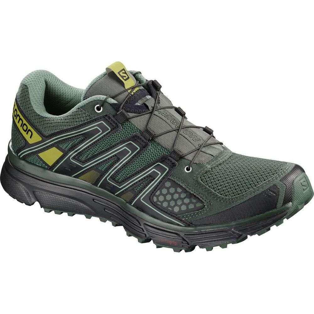 サロモン Salomon メンズ ランニング・ウォーキング シューズ・靴【X - Mission 3 Trail Running Shoe】Urban Chic/Black/Guacamole