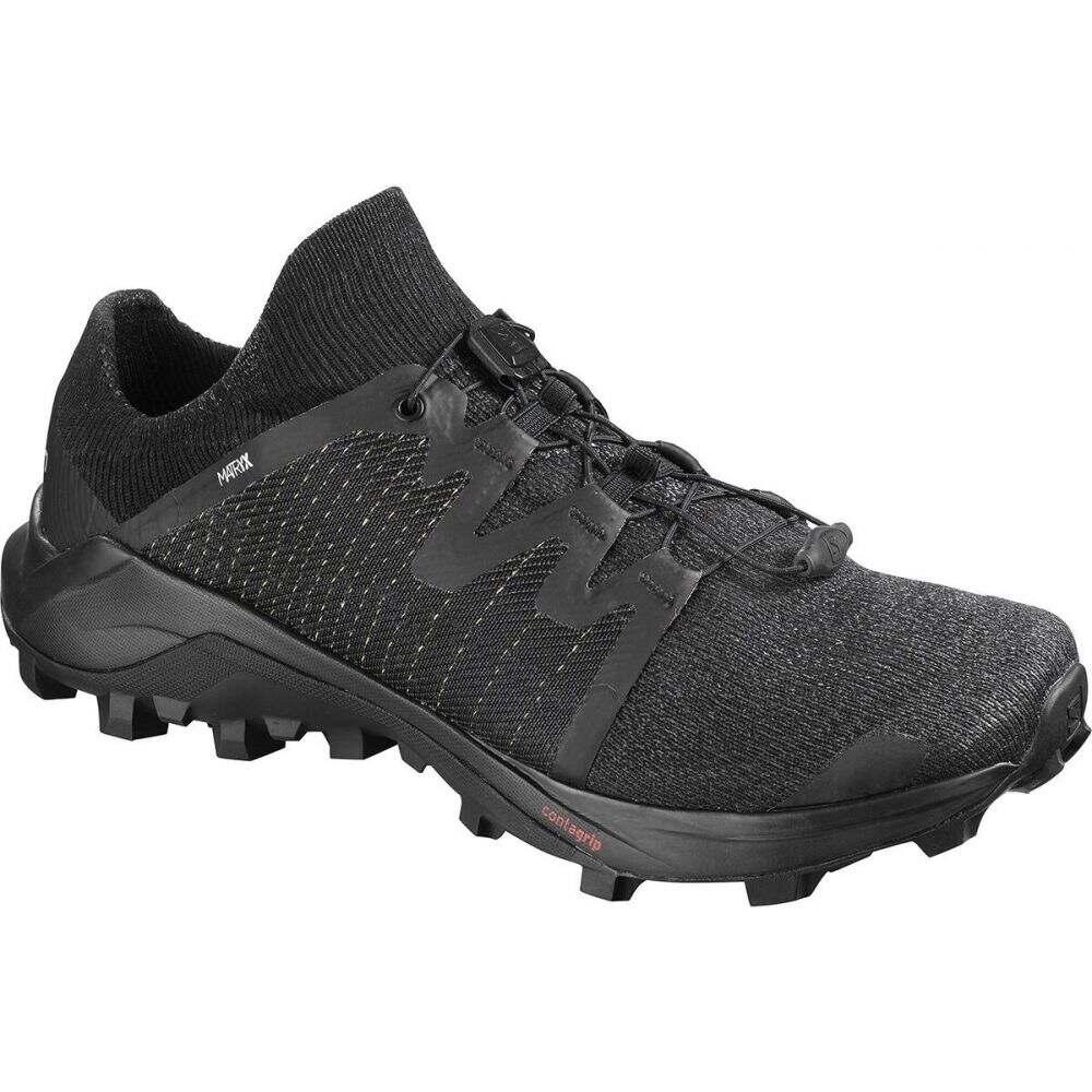 サロモン Salomon メンズ ランニング・ウォーキング シューズ・靴【Cross Pro Trail Running Shoe】Black/Black/Black