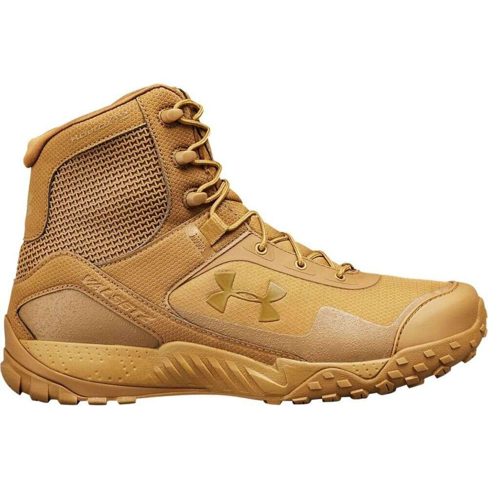 アンダーアーマー Under Armour メンズ ハイキング・登山 ブーツ シューズ・靴【Valsetz RTS 1.5 WP 5in Boot】Coyote Brown/Coyote Brown/Coyote Brown