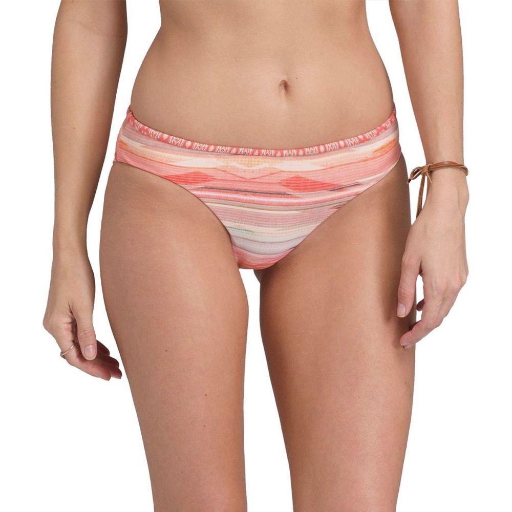 プラーナ Prana レディース ボトムのみ 水着・ビーチウェア【Breya Bikini Bottom】Peach Bonita