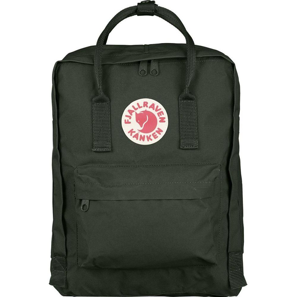 フェールラーベン Fjallraven レディース バックパック・リュック カンケン バッグ【Kanken 16L Backpack】Deep Forest