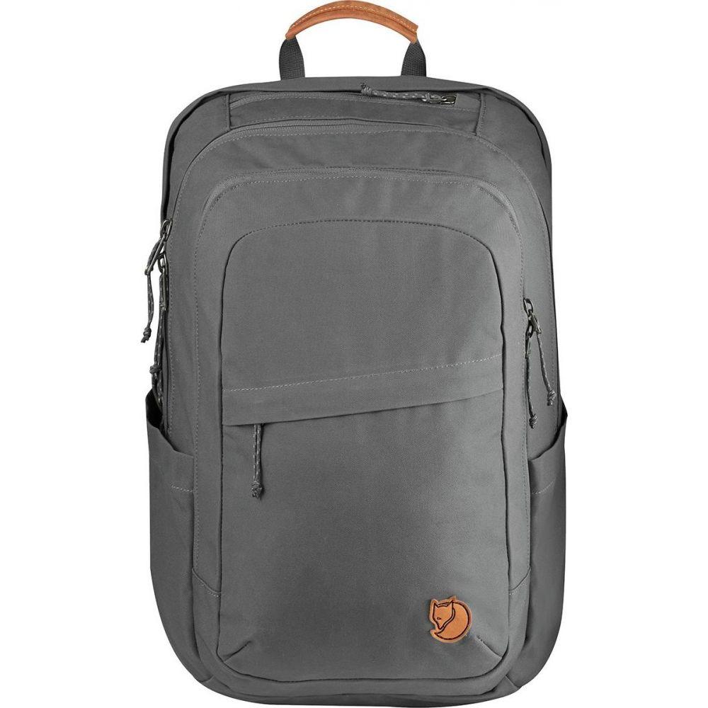 フェールラーベン Fjallraven レディース バックパック・リュック バッグ【Raven 28L Backpack】Super Grey