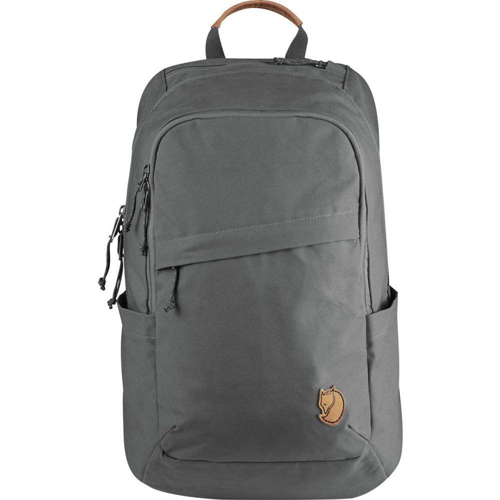 フェールラーベン Fjallraven レディース バックパック・リュック バッグ【Raven 20L Backpack】Super Grey