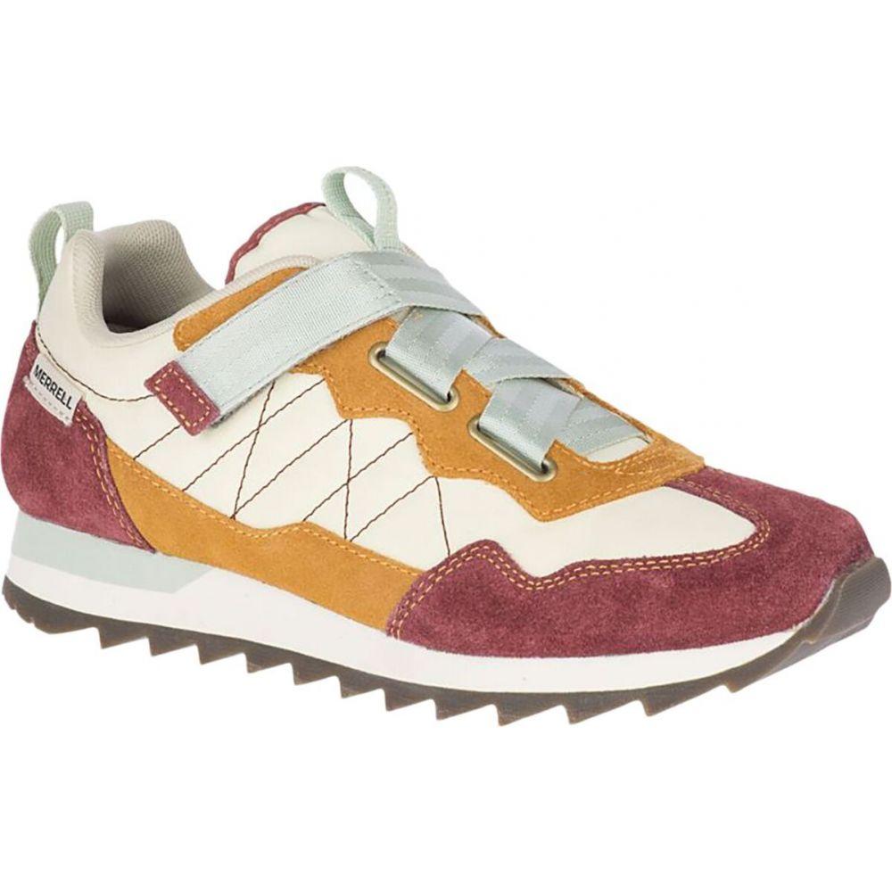 メレル Merrell レディース スニーカー シューズ・靴【Alpine Cross Sneaker】Gold/Sable