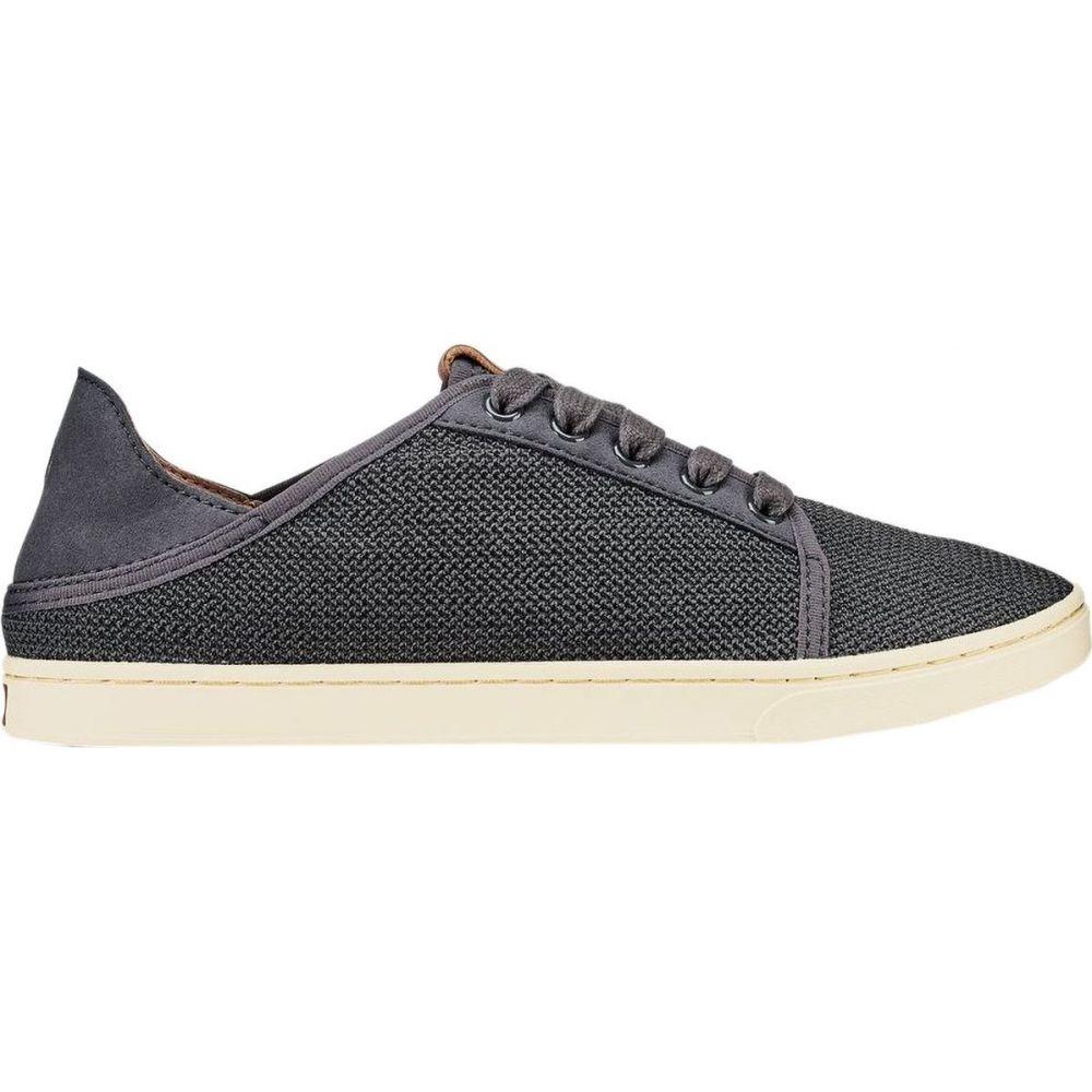オルカイ Olukai レディース スニーカー シューズ・靴【Pehuea Li Sneaker】Pavement/Pavement