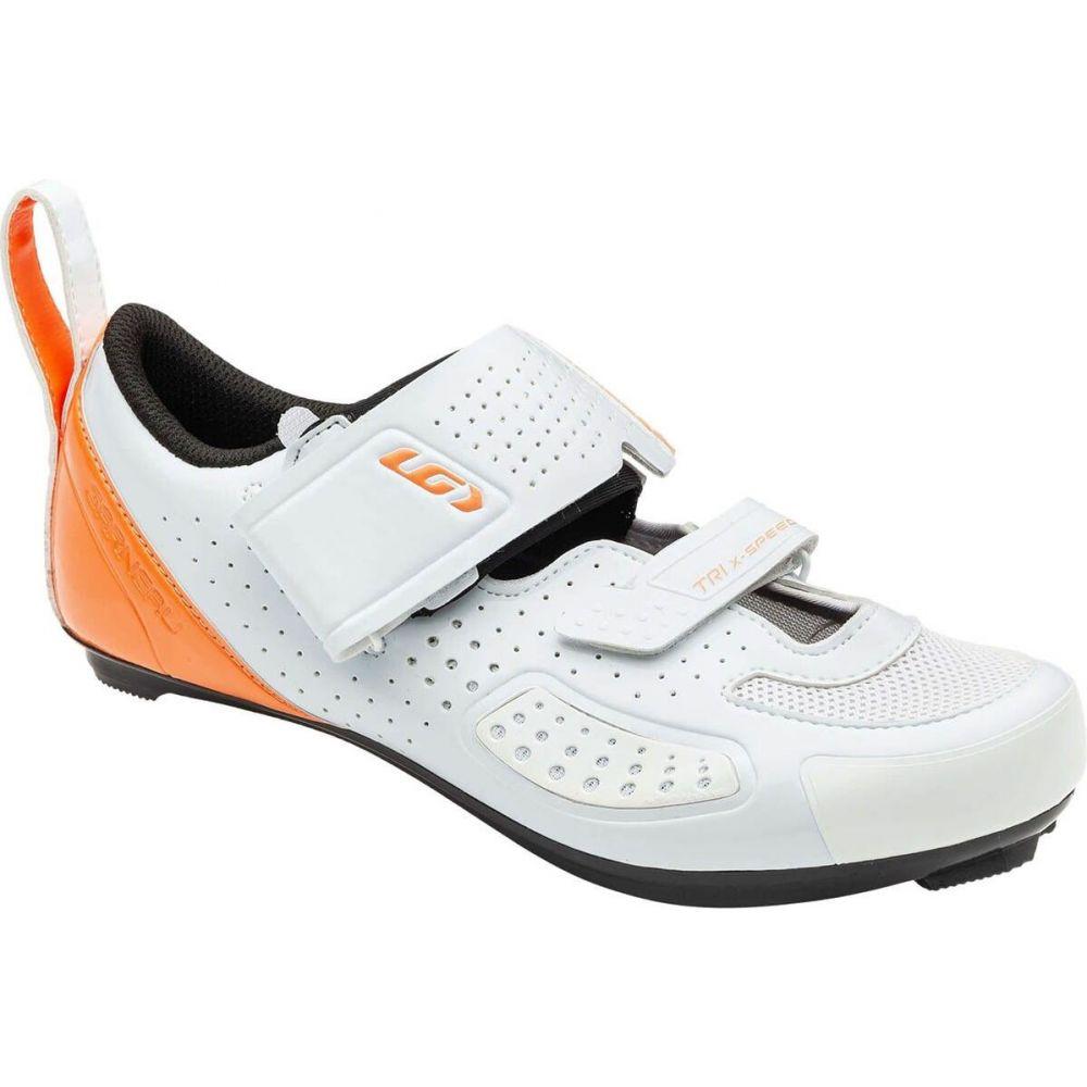 ルイガノ Louis Garneau レディース トライアスロン シューズ・靴【Tri X - Speed IV Shoe】White