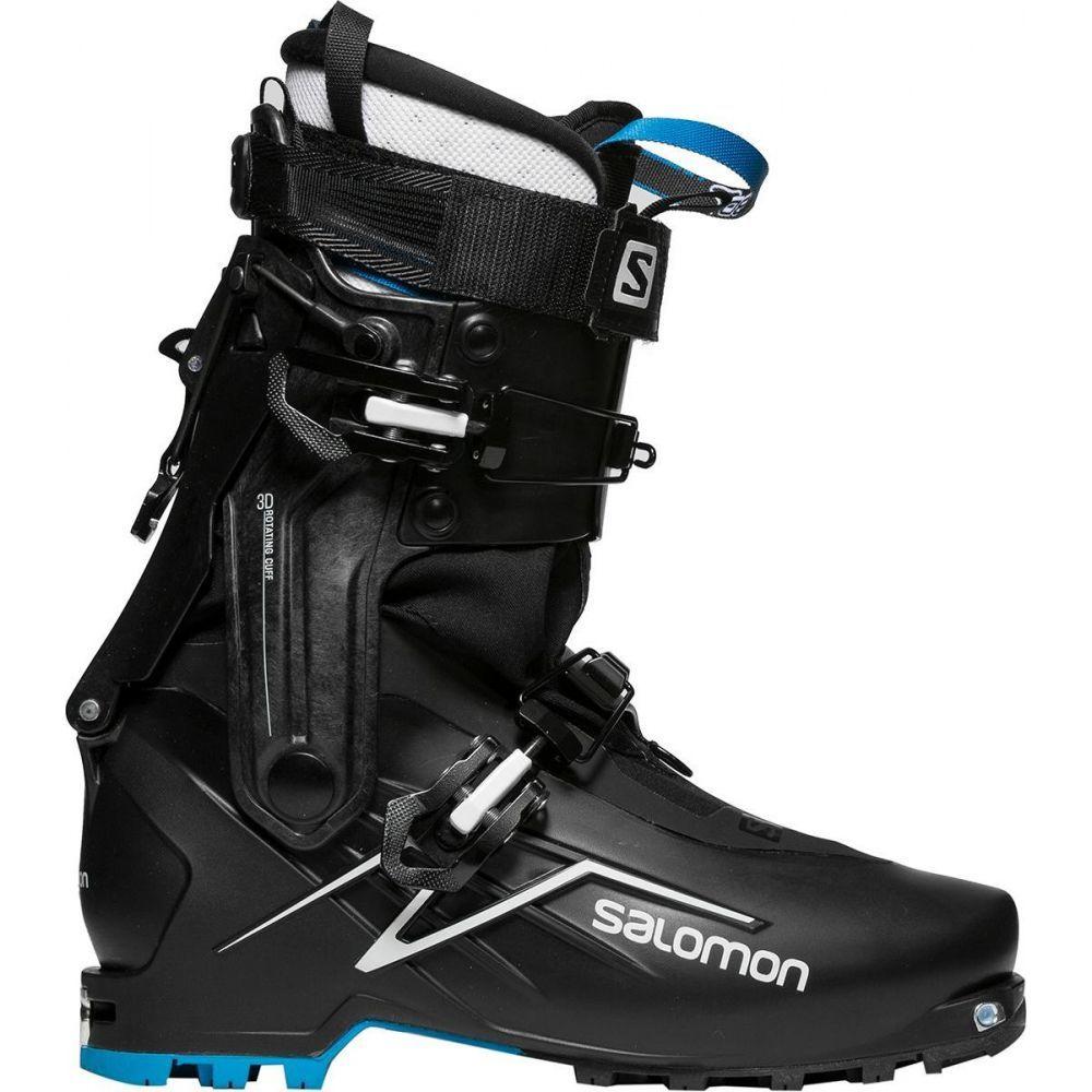 サロモン Salomon レディース スキー・スノーボード ブーツ シューズ・靴【X - ALP Explore Ski Boot】Black/White/Transcend Blue