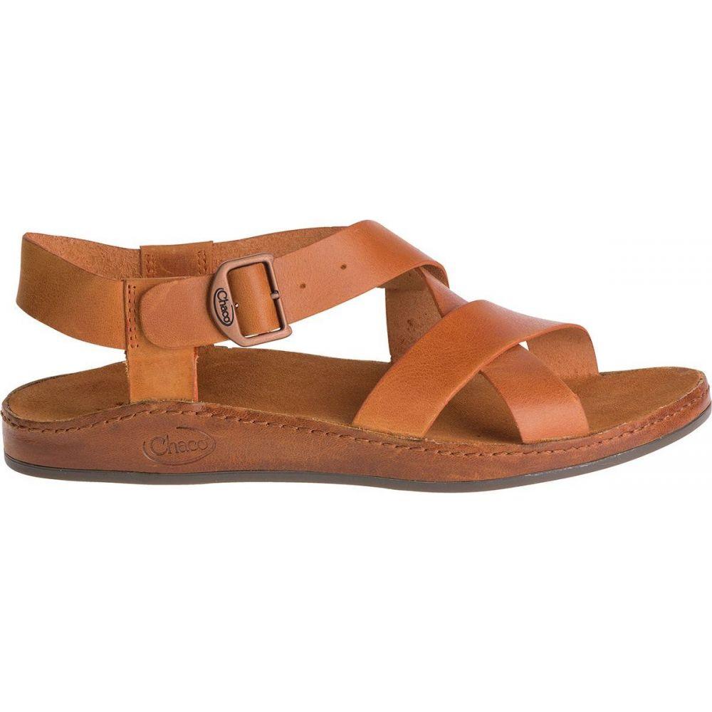 チャコ Chaco レディース サンダル・ミュール シューズ・靴【Wayfarer Sandal】Rust