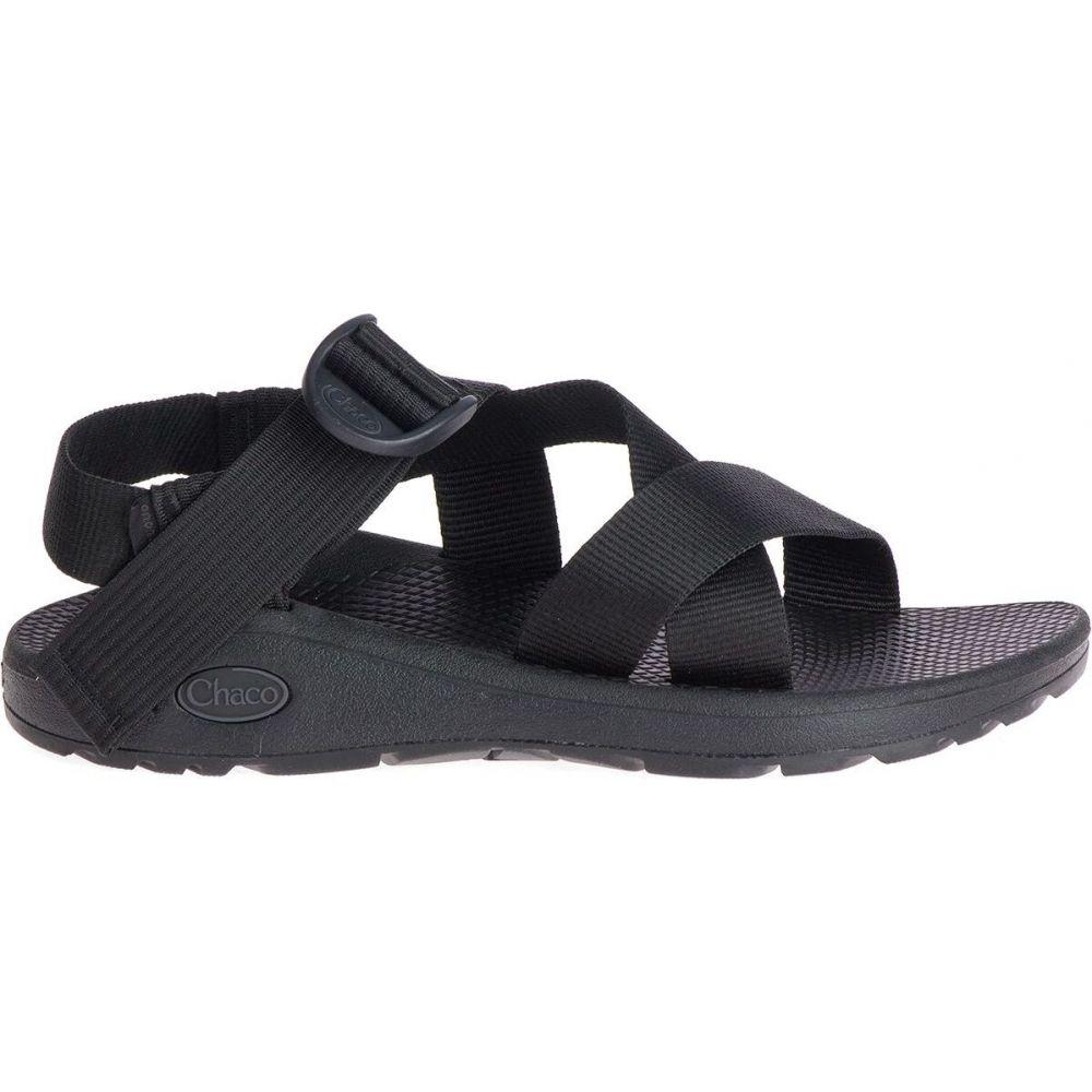 チャコ Chaco レディース サンダル・ミュール シューズ・靴【Mega Z Cloud Sandal】Solid Black