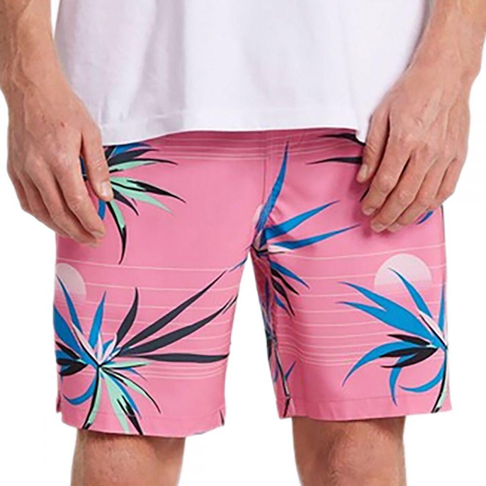 ビラボン Billabong メンズ 海パン 水着・ビーチウェア【Sundays Layback Board Short】Neon Pink