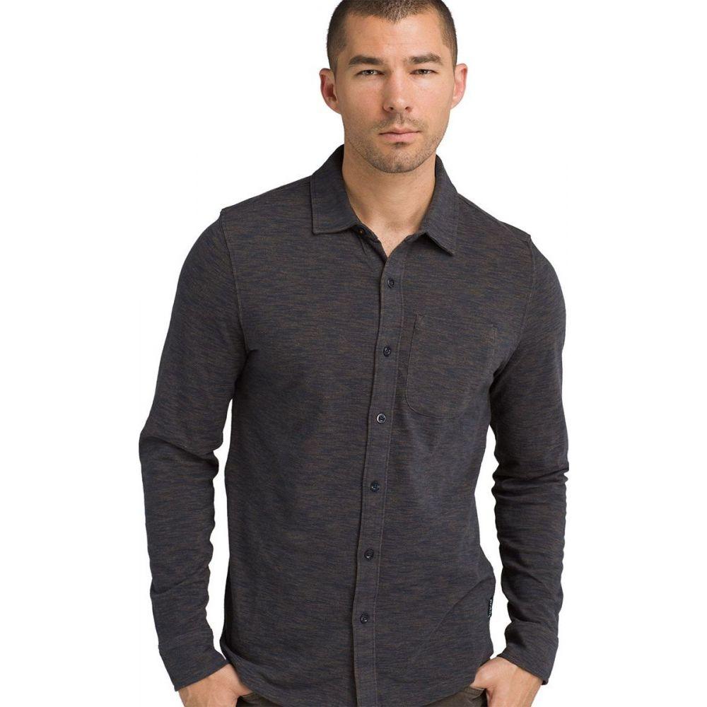プラーナ Prana メンズ シャツ トップス【Ronnie Button - Up Shirt】Nautical