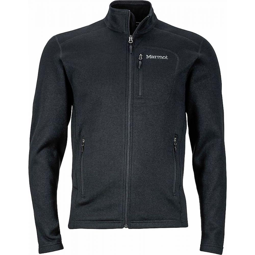 マーモット 休日 定価の67%OFF メンズ トップス フリース Black サイズ交換無料 Jacket Line Fleece Marmot Drop