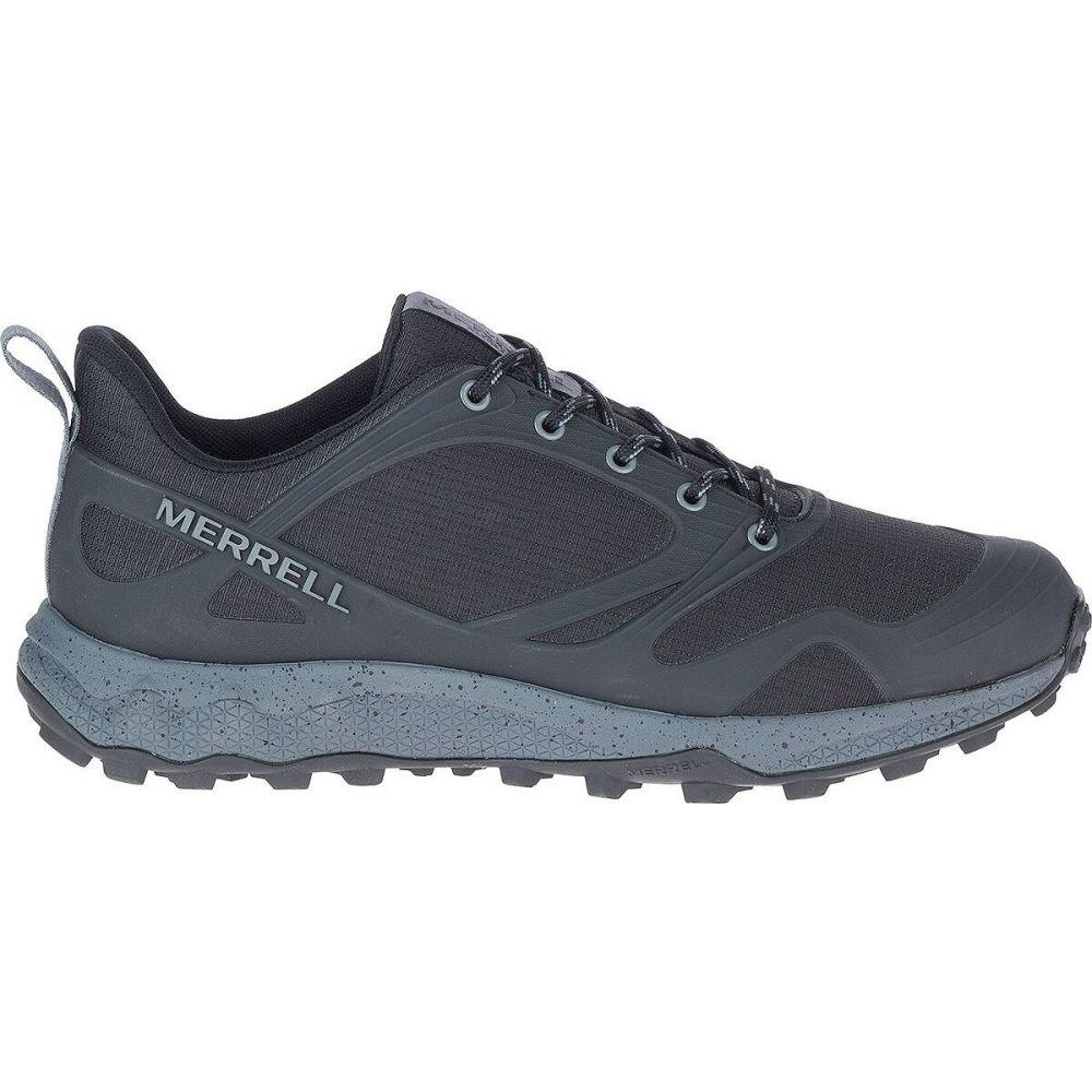 メレル Merrell メンズ ハイキング・登山 シューズ・靴【Altalight Hiking Shoe】Black/Rock