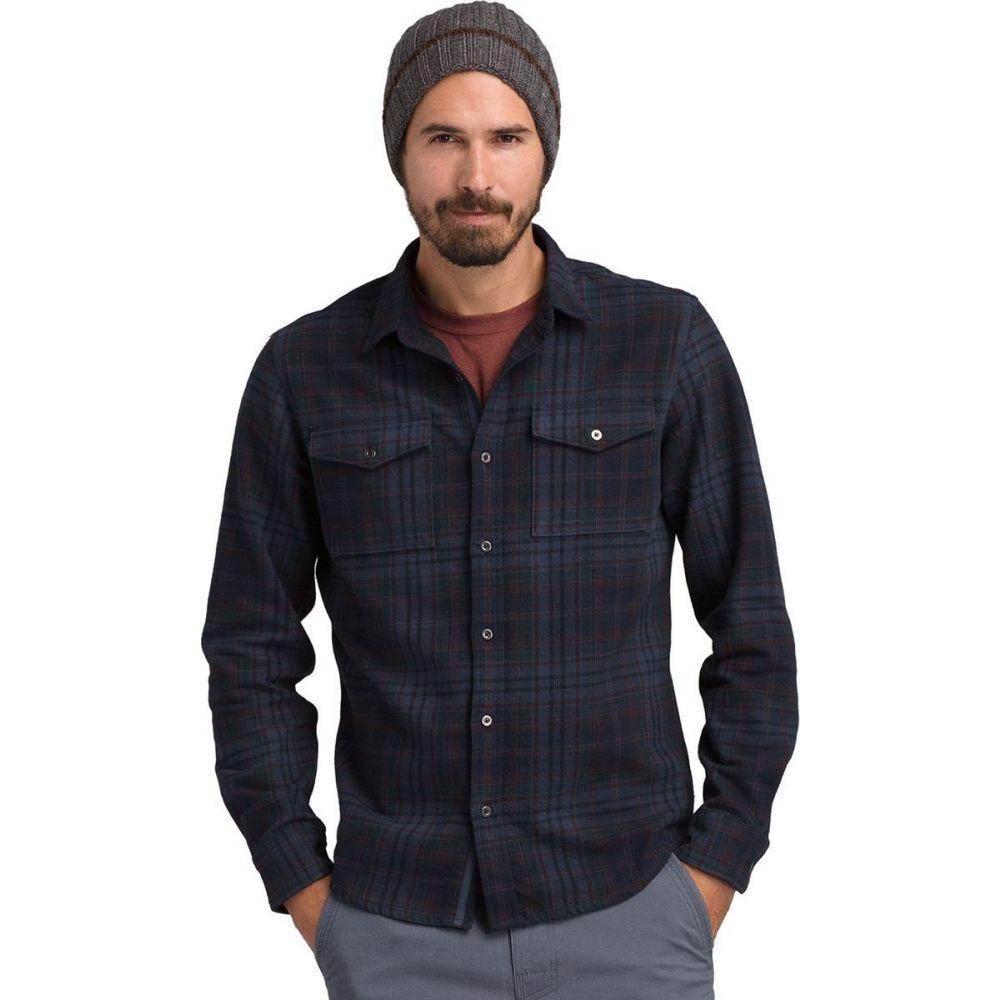 プラーナ Prana メンズ シャツ フランネルシャツ トップス【Plano Slim Flannel Shirt】Nautical