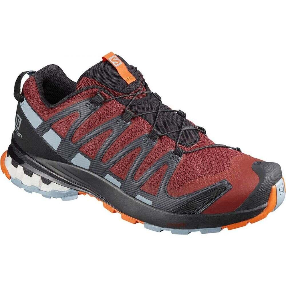 サロモン Salomon メンズ ランニング・ウォーキング シューズ・靴【XA Pro 3D V8 Trail Running Shoe】Madder Brown/Ebony/Quarry