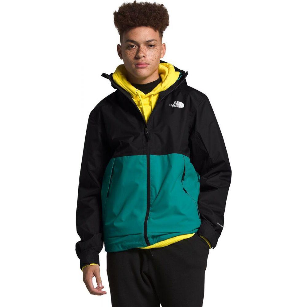 ザ ノースフェイス The North Face メンズ ジャケット アウター【Millerton Jacket】Tnf Black/Jaiden Green