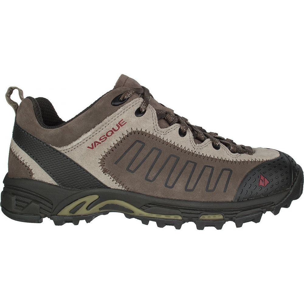 バスク Vasque メンズ ハイキング・登山 シューズ・靴【Juxt Hiking Shoe】Aluminum/Chili Pepper