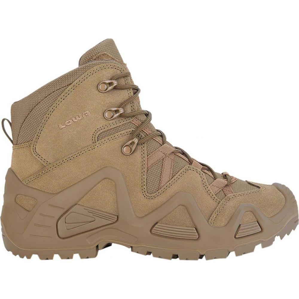 ロワ Lowa メンズ ハイキング・登山 ブーツ シューズ・靴【Zephyr Mid TF Hiking Boot】Coyote Op