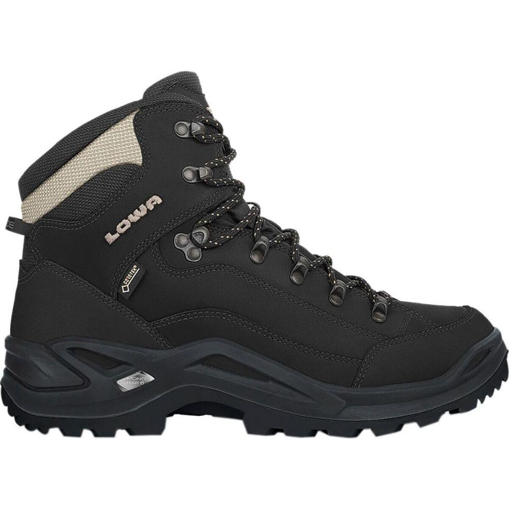 ロワ Lowa メンズ ハイキング・登山 ブーツ シューズ・靴【Renegade GTX Mid Hiking Boot】Black/Pebble