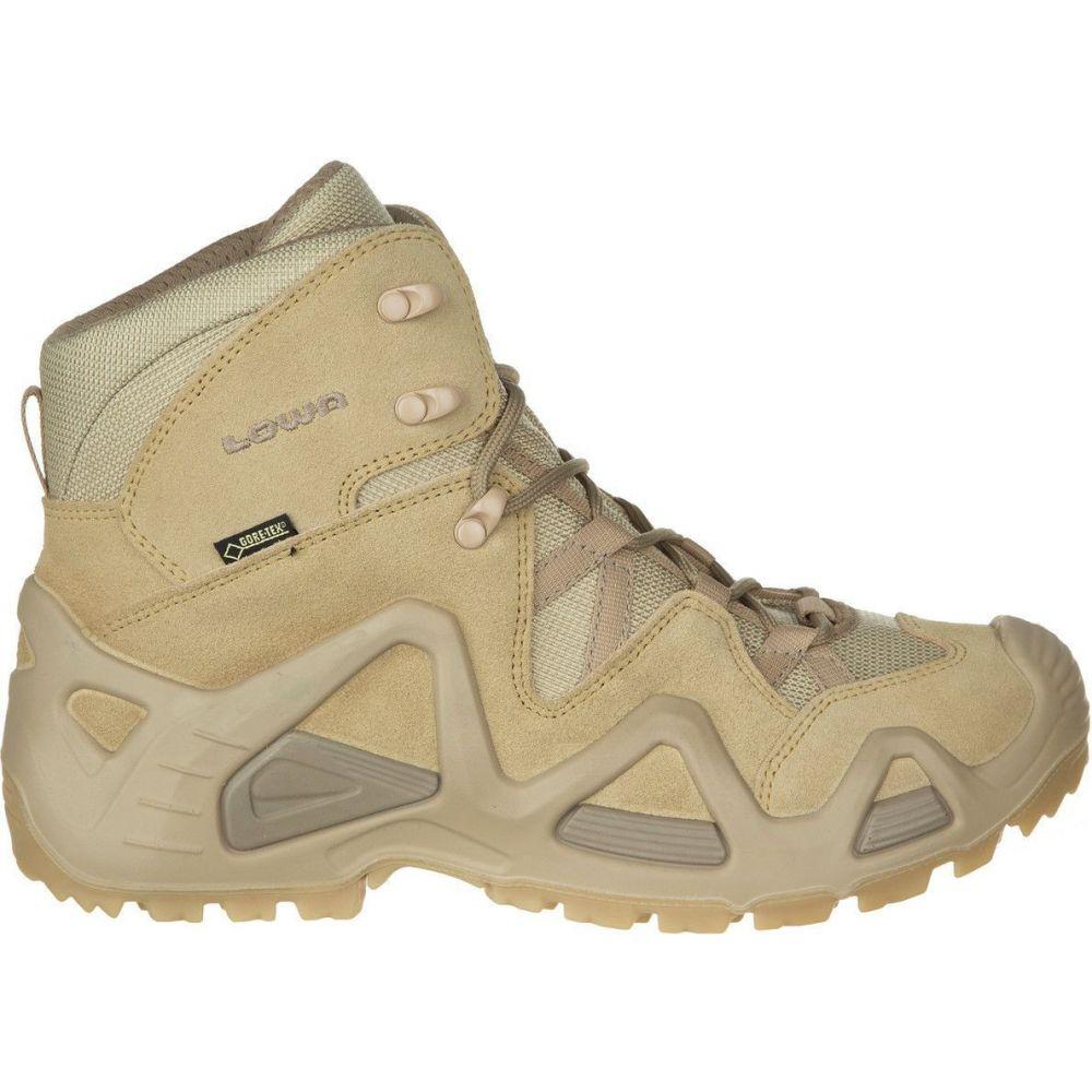 ロワ Lowa メンズ ハイキング・登山 ブーツ シューズ・靴【Zephyr GTX Mid TF Hiking Boot】Desert