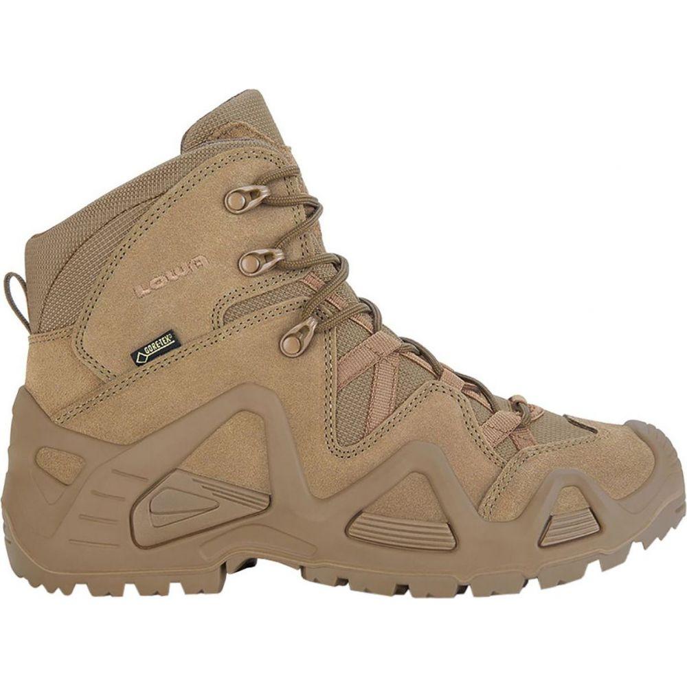 ロワ Lowa メンズ ハイキング・登山 ブーツ シューズ・靴【Zephyr GTX Mid TF Hiking Boot】Coyote Op