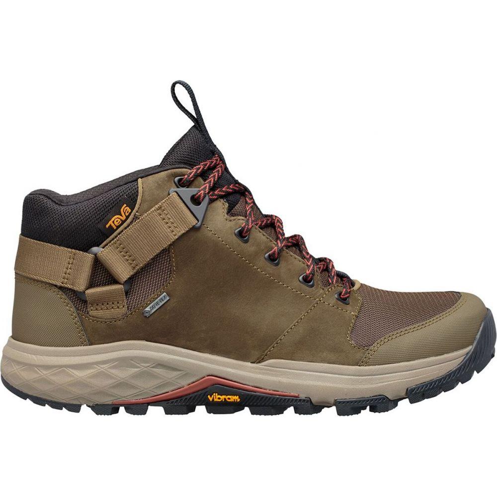 テバ Teva メンズ ハイキング・登山 ブーツ シューズ・靴【Grandview GTX Boot】Dark Olive