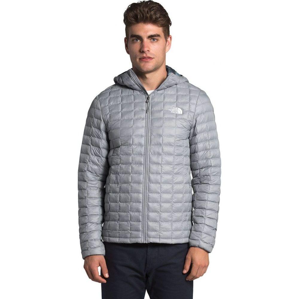 ザ ノースフェイス The North Face メンズ ジャケット フード アウター【Thermoball Eco Hooded Jacket】Mid Grey Matte
