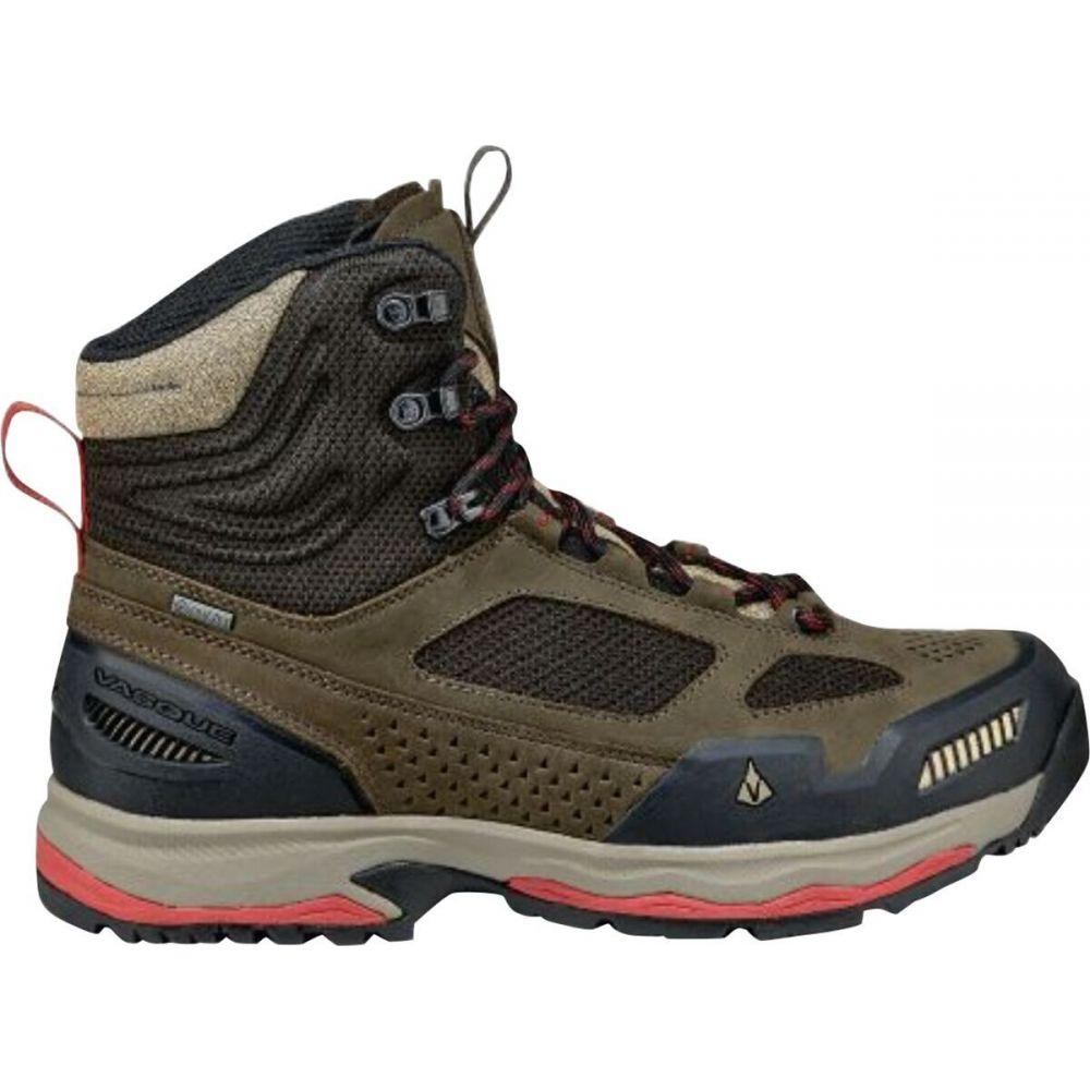 バスク Vasque メンズ ハイキング・登山 ブーツ シューズ・靴【Breeze AT GTX Hiking Boot】Brown Olive