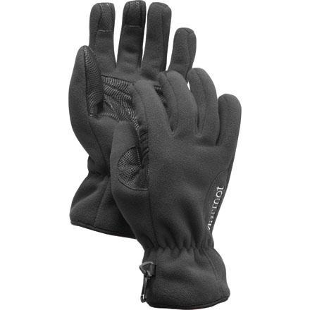 マーモット Marmot レディース アクセサリー 手袋【Windstopper Gloves】Black