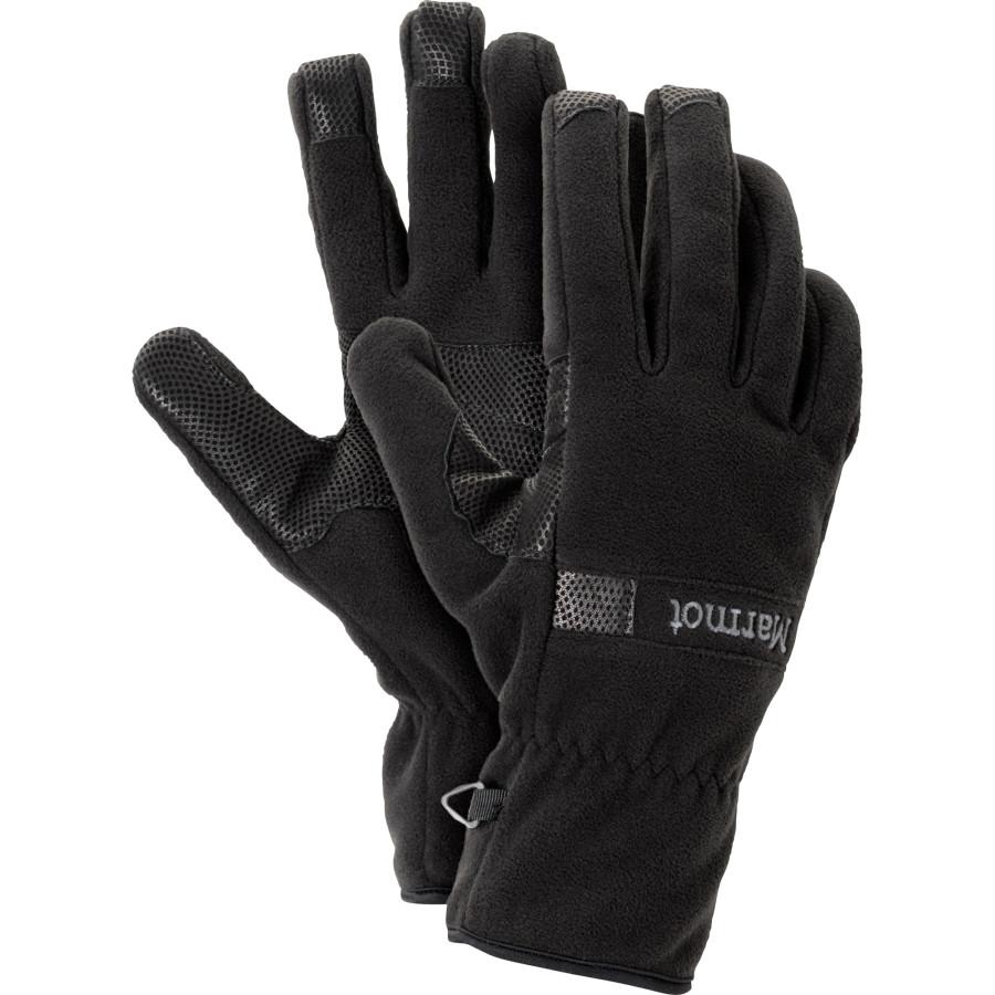 マーモット Marmot メンズ アクセサリー 手袋【Windstopper Glove】Black