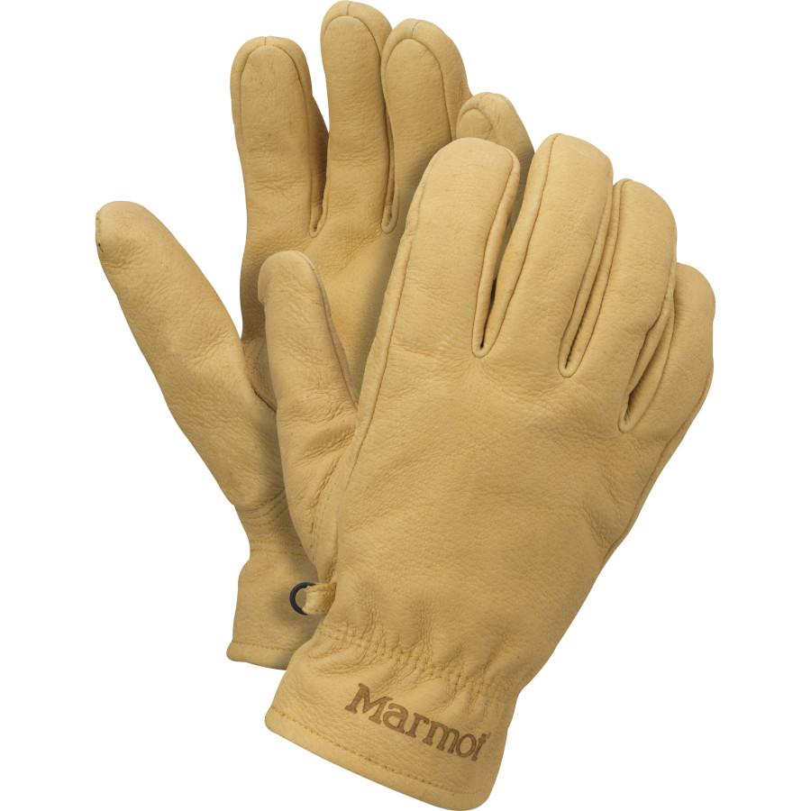 マーモット Marmot メンズ スキー グローブ【Basic Work Glove】Tan