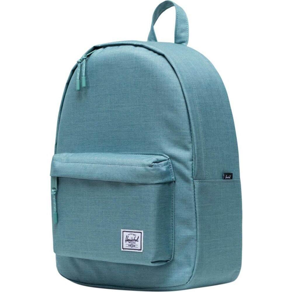 ハーシェル サプライ Herschel Supply レディース バックパック・リュック バッグ【Classic Mid - Volume 18L Backpack】Oil Blue Crosshatch