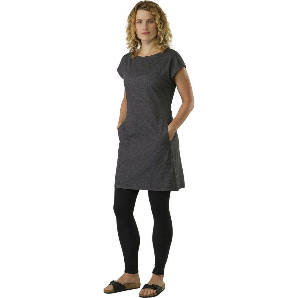 アークテリクス Arc'teryx レディース ワンピース ワンピース・ドレス【Serinda Dress】Black Heather