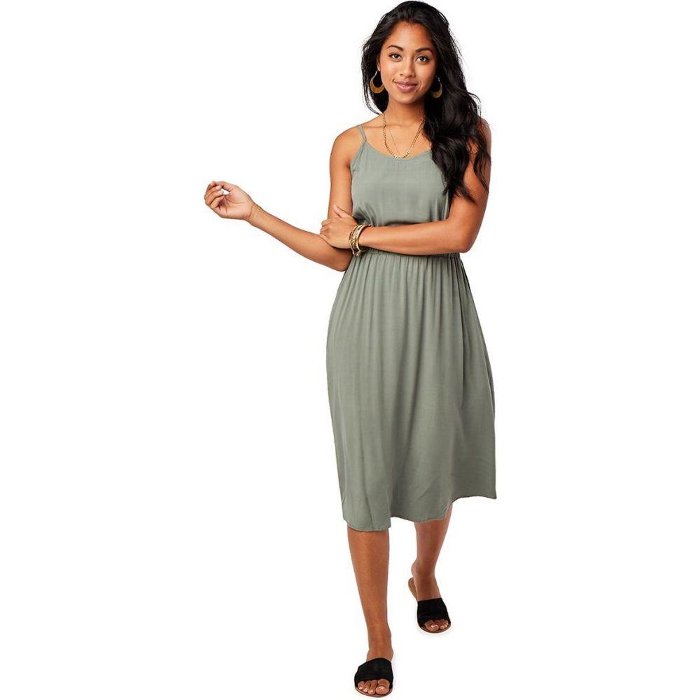 カーヴデザイン Carve Designs レディース ワンピース ワンピース・ドレス【Blakely Dress】Moss