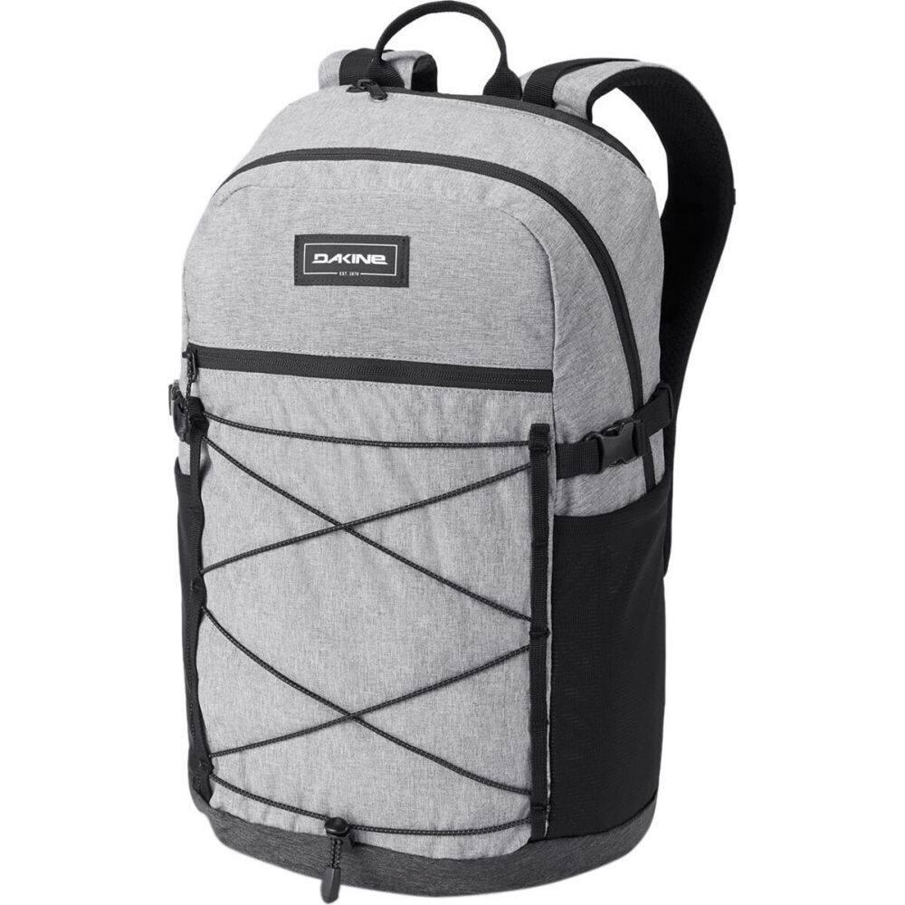 ダカイン DAKINE レディース バックパック・リュック バッグ【Wander 25L Backpack】Greyscale