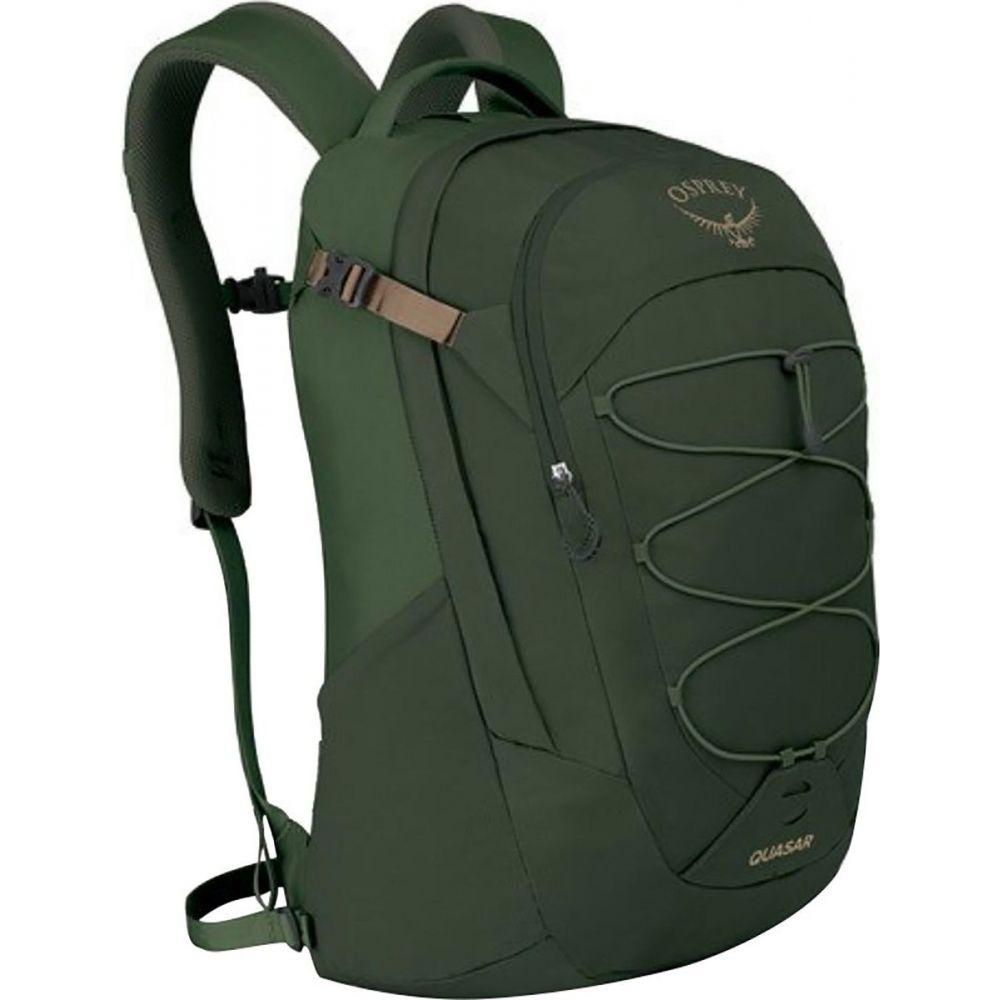 オスプレー Osprey Packs レディース バックパック・リュック バッグ【Quasar 28L Backpack】Gopher Green