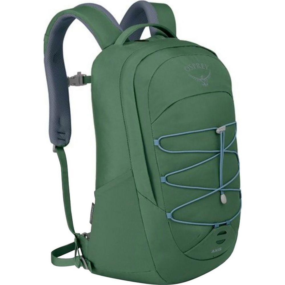 オスプレー Osprey Packs レディース バックパック・リュック バッグ【Axis 18L Backpack】Tortuga Green