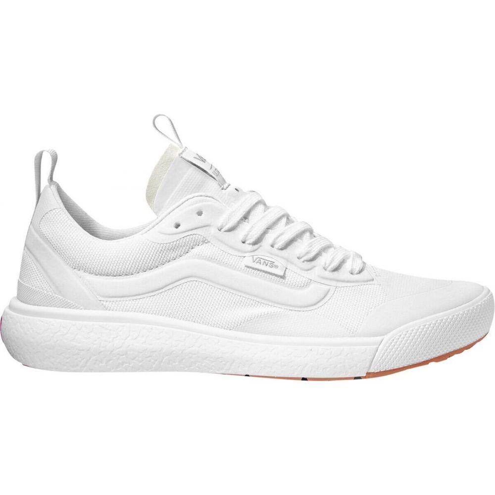 ヴァンズ Vans レディース スニーカー シューズ・靴【Ultrarange Exo Shoe】True White/True White