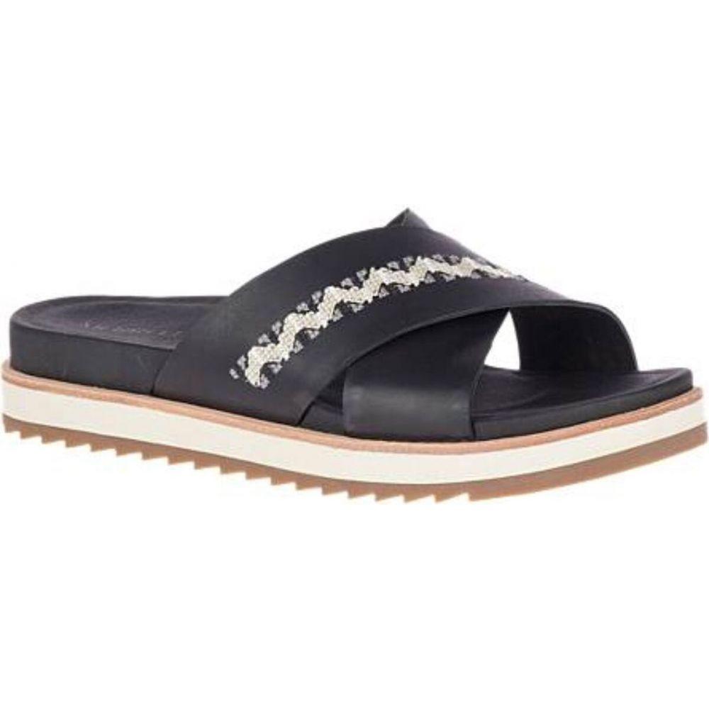 メレル Merrell レディース サンダル・ミュール スライドサンダル シューズ・靴【Juno Slide Sandal】Black
