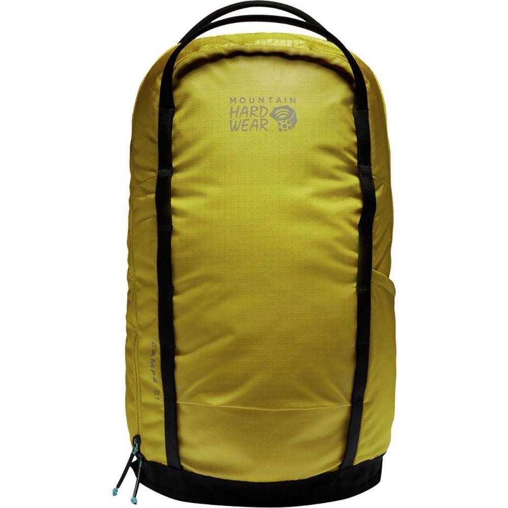 マウンテンハードウェア Mountain Hardwear レディース ボストンバッグ・ダッフルバッグ バッグ【Camp 4 Large 95L Duffel Bag】Citron Sun