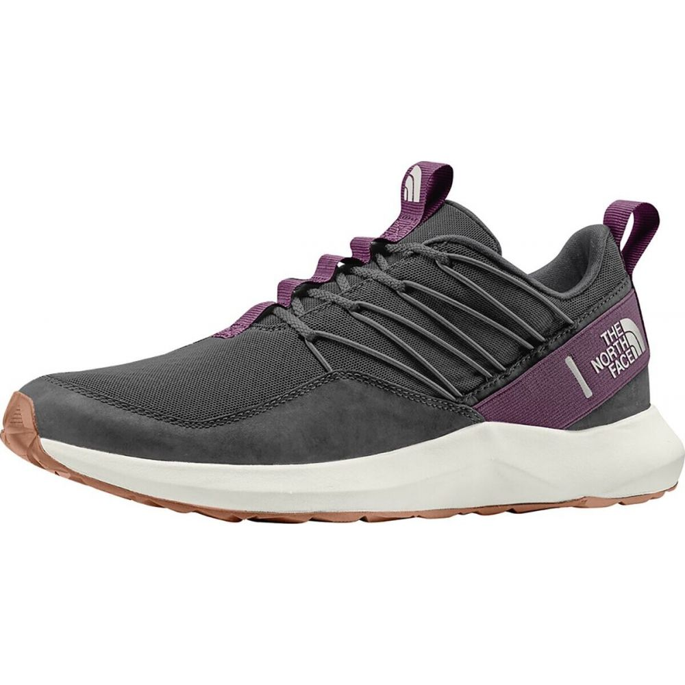 ザ ノースフェイス The North Face レディース スニーカー シューズ・靴【Surge Pelham LS Shoe】Dark Shadow Grey/Winter Bloom Purple