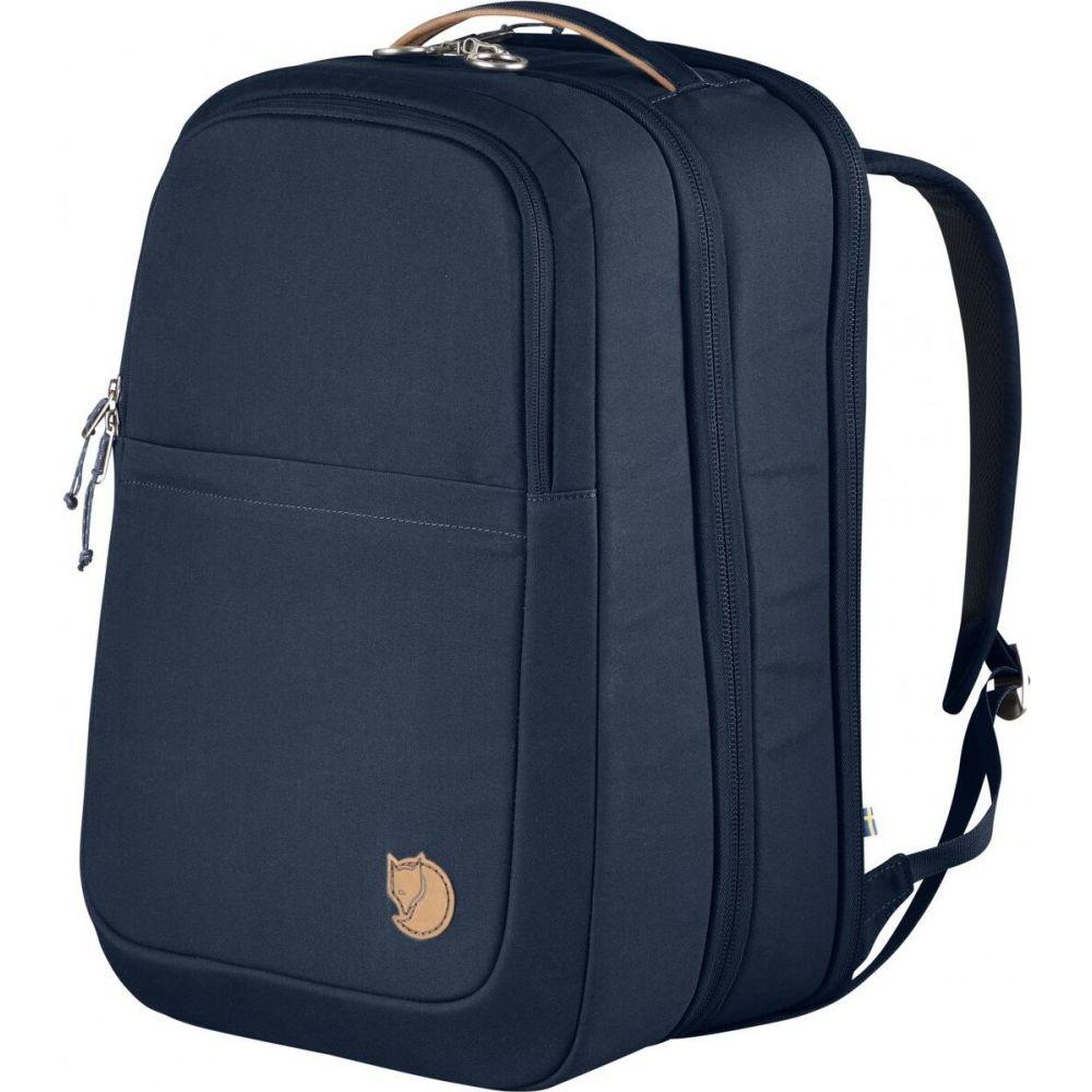 フェールラーベン Fjallraven レディース バックパック・リュック バッグ【Travel Backpack】Navy